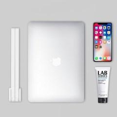 매직 1초 노트북 휴대용 거치대 (태블릿 사용가능)_(2259523)