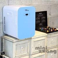 [미니짱] 20리터 미니냉온장고  차량용냉온장고 화장품냉장고/mz-20