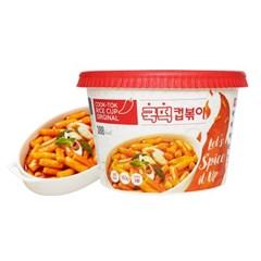 [추억의 국민학교 떡볶이] 국떡 컵볶이 오리지널