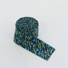 [Deco] 초롱꽃 5cm 린넨 바이어스