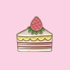 [LEEGONG] 핀뱃지 - CAKE