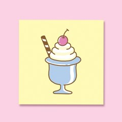 [LEEGONG] 엽서 - ICECREAM