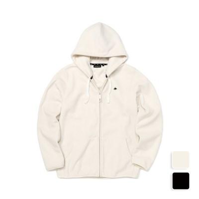 Fleece Hood Zip-Up (U18DTJK31)_(887568)