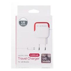 LG모바일 가정용충전기 화이트(5핀 2A)