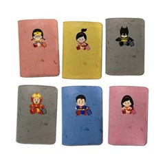 SUPER FAMILY 트래블아이콘 여권지갑 8color (NO SKIMMING)