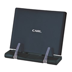 CARL 투명곡면 독서대 BKS-10