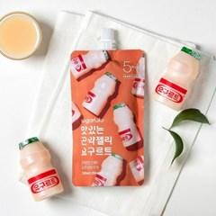 [3+1]슈가로로 맛있는 곤약젤리 요구르트10개입(5kcal)