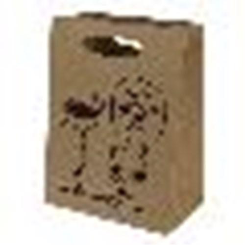 스누피 선물 포장 크라프트 bag