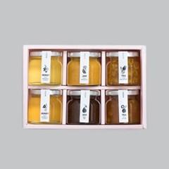 풍성헌제주A (잼2+꿀2+청2+키친클로스)