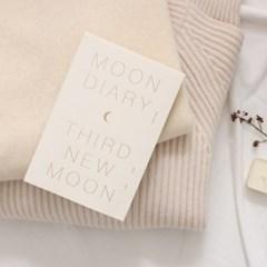 2019 Moon diary ver.6 _작은 달 (S)