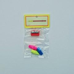 줄줄이2 - 샤프너와 연필캡