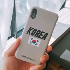 KOREA 커스텀 케이스 (문구변경 가능)