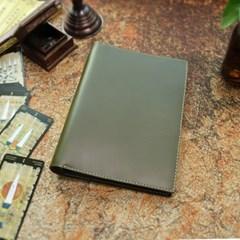 천연가죽 다이어리/ DiaryBinder Standard A5 [스내치올리브]