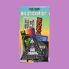 BIG STICKER SET_B TYPE