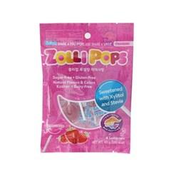졸리팝 무설탕 딸기 막대사탕