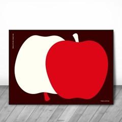 재물운을부르는 사과그림액자