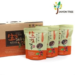 자연트리 생생 선물세트 3호 생생대추 대추칩 220gx3개