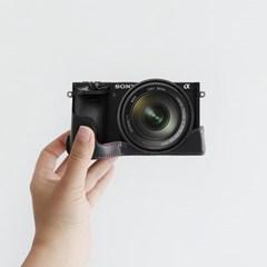 소니 Sony a6500 하프 속사 케이스 가방 카메라