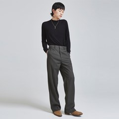 standard-fit formal slacks (3 color) - UNISEX_(1045033)
