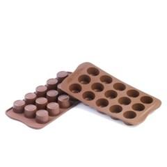 실리코마트 초콜릿만들기 프랄린