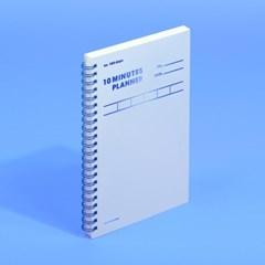 [모트모트] 텐미닛 플래너 100DAYS 컬러칩 - 세레니티 1EA
