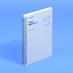 [모트모트] 태스크 매니저 100DAYS 컬러칩 - 세레니티 1EA
