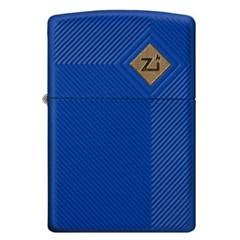 BEST깔끔하고 세련된 디자인名品[ZIPPO]THE LINE BLUE_(1338226)