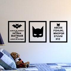 Batman 액자 set