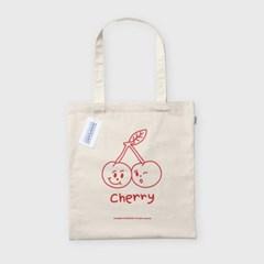[어프어프] 에코백 Twin cherries