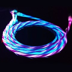 네온라인 충전선 2p (블루+핑크)_(1637250)