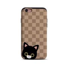 Minicats_Baileys / Brown Check