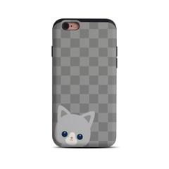 Minicats_Graham/ Gray check