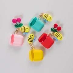촘촘 꿀벌 에어팟케이스