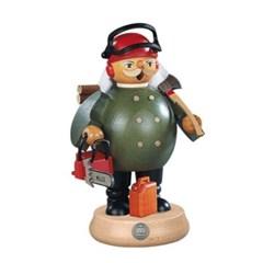 스모킹맨 - 전기톱으로 벌목하는 사람(18cm)