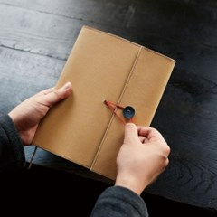[KRAFT] NOTE&FILE COVER_A5