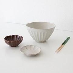 flower series - noodle bowl
