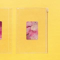 A5 핼리데이 데코포켓 파츠 - 트윙클 포켓