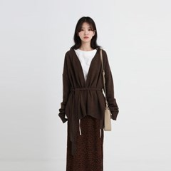 loose robe cardigan (4colors)