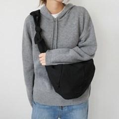 Tie knotting cotton bag