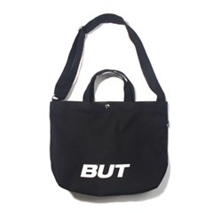 B-LOGO 2WAY BAG-BLACK