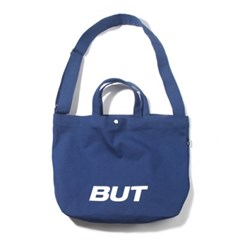 B-LOGO 2WAY BAG-COBALT BLUE