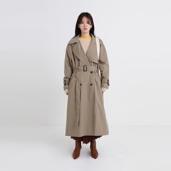 chance double trench coat (3colors)