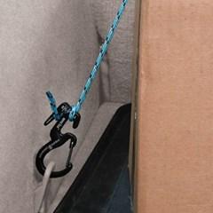 피겨 9 카라비너 Small - 2PK W/Rope