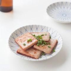 니코트 아미 원형접시 14cm JAPAN