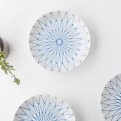 니코트 아미 원형접시 12cm JAPAN