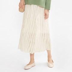 natural wrinkle skirt_(1049901)