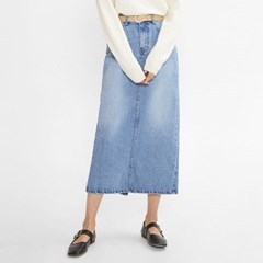 capture belt set denim skirt (s, m)_(1049898)