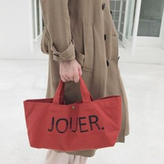 CITY.BAG RED