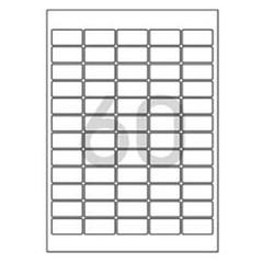 바코드용 라벨(LS-3101/100매/60칸/폼텍)_(13303890)