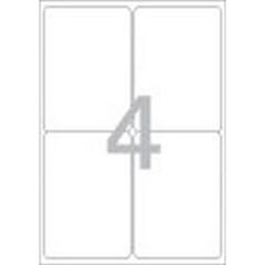물류관리용 라벨(LS-3118/100매/4칸/폼텍)_(13303878)